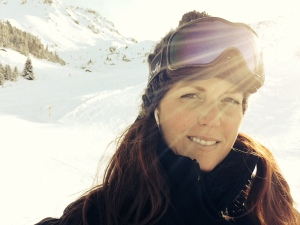 Last day on the slopes in Verbier